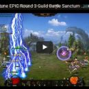 Guild Battle Sanctum vs. Russians