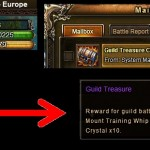 Wartune 1.5 new item Guild Treasure
