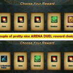 Sweet Rewards for ARENA DUEL