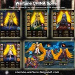 Wartune SPIRE Level 15 in China