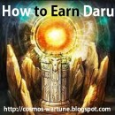 How to Earn Daru in Wartune