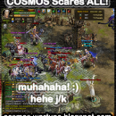 COSMOS scares all in Battle Ground