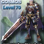 COSMOS becomes Level 70 (accidentally)
