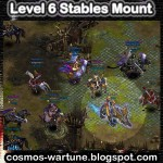 Level 6 Stables Mount