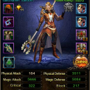 DarkReality Level 49 Mage!