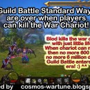 Guild Battle Enters new Era when War Chariot dies