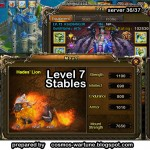 Hades' Lion Stables Level 7 Mount