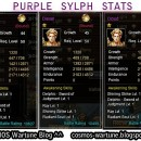 Purple Sylph Stats and Battle Rating Information