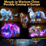 5 Wartune China Mounts
