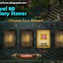 Level 80 Legendary Stones, Tanks and Battle Rating