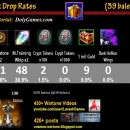 Crypt Pack Drop Rates v1