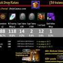 Crypt Pack Drop Rates v2