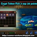 Crypt Token Fish Level 15