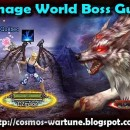 Mage World Boss Attack Sequence