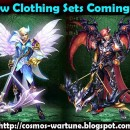 New Clothing New Mounts Fan Art and 900k BR