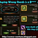 Careful not to Buy Wrong Shards!