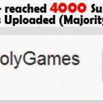 Reached 4000 Subscribers!!
