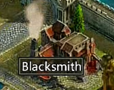 Blacksmith 1 - dolygames.com