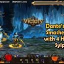 Dante's Team Smashes Spire