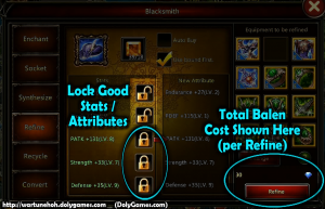 Locking Stats Attributes and their Cost - dolygames.com