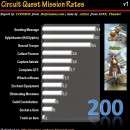 Circuit Quest Mission Rates v1