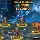 Fun and Madness in Spire by COSMOS