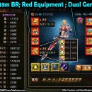 1.43m BR Red Equipment Dual Gems