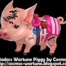 Badass Wartune Piggy by Cosmos