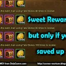Getting Maximum Rewards with Patience