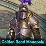 Wartune Mini Game Monopoly Golden Trail / Road
