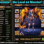 The Level 64 Monster and Massive Battleground Kills