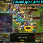 Defend Sylph Atoll World Boss Event