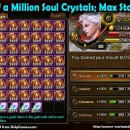 Half a Million Soul Crystals and Max Stables