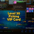 Level 30 Fishing Rewards