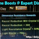 Awesome Boosts from Expert Dimensions