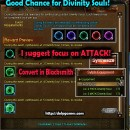 Good Chance for Divinity Souls Synthesis