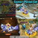Cosmos's Persian Cat & Level 10 Goddess