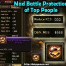 Mad Battle Protection of Top People