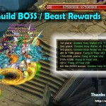Level 2 Guild BOSS / Beast Rewards
