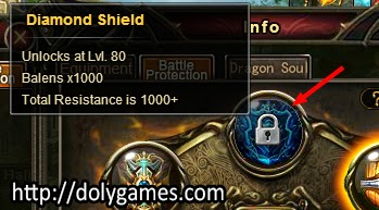 Awesome New Things in Patch 4.0 - Diamond Shield RES Slot