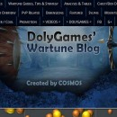 Cosmos Wartune Blog evolves into DolyGames Wartune