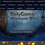 DolyGames Wartune Website Launch 15 Apr 2015
