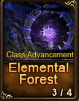 Elemental Forest Patch 4.0 - dungeon icon