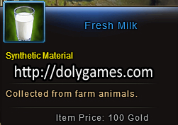 Fresh Milk Description