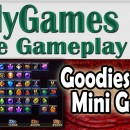 Goodies Link Mini Game Video Examples