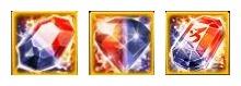 Block + PATK Dual Gems