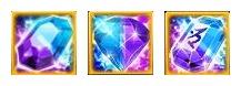 Crit + Charisma Dual Gems