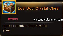 Jewel Hunt Lost Soul Crystal Chest