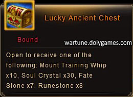 Jewel Hunt Lucky Ancient Chest