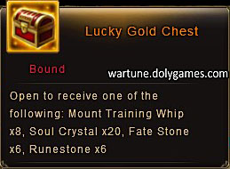 Jewel Hunt Lucky Gold Chest